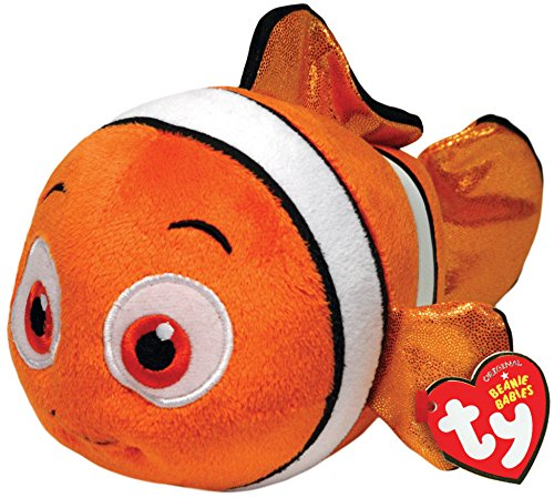 Ty Beanie Babies Nemo Fish Sparkle Plush - 1