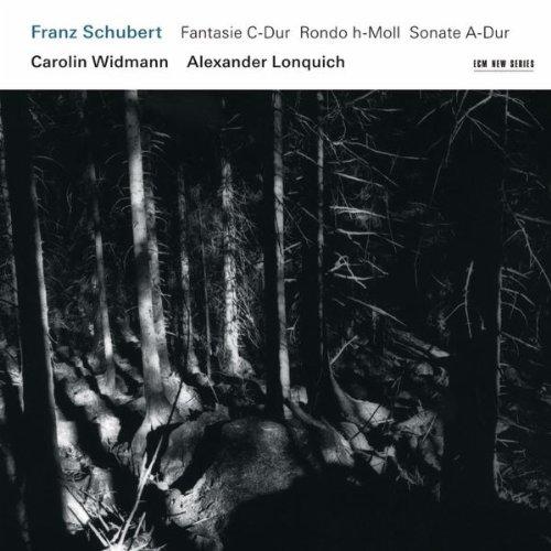 Carolin Widmann & Alexander Lonquich - Franz Schubert: Fantasie D-Dur, Rondo h-Moll, Sonate A-Dur