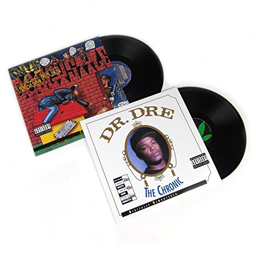 Dr. Dre - Dr. Dre / Snoop Doggy Dogg: Death Row Vinyl Lp Album Pack - Zortam Music