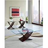 Elhan Coffee and End Tables - Set of 3