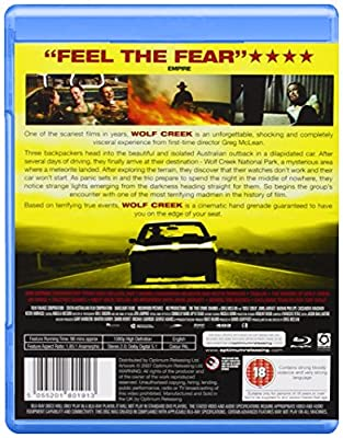 Wolf Creek (Blu-ray) (2005)