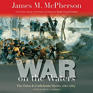 War on the Waters Audiobook
