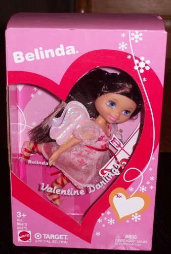 Valentine Darlings ~ Belinda by Mattel