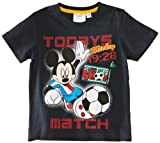Disney Boys Mickey Mouse EN1200 Short Sleeve T-Shirt