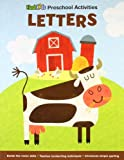 img - for By Steve Mack Letters (Flash Kids Preschool Activity Books) (Act Csm) book / textbook / text book