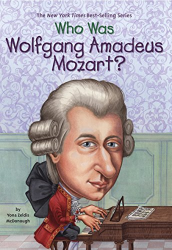 Download Who Was Wolfgang Amadeus Mozart? (Who Was...?)
