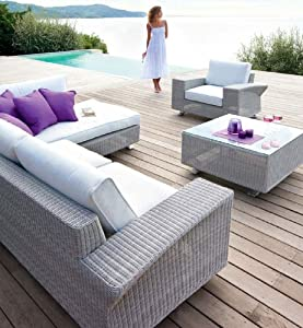 Salon de jardin hesp ride long island luxe jardin for Salon de jardin amazon