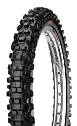 Maxxis M7304 Maxxcross IT Tire - Front - 80/100-21 , Position: Front, Tire Type: Offroad, Tire Application: Intermediate, Load Rating: 51, Speed Rating: M, Tire Size: 80/100-21, Rim Size: 21 TM88180000