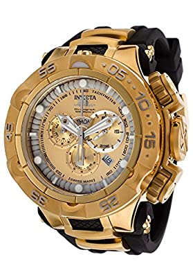 Invicta Men's 15926 Subaqua Analog Display Swiss Quartz Black Watch