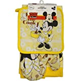 Disney Minnie Kiss the Cook 3 Piece Kitchen Set