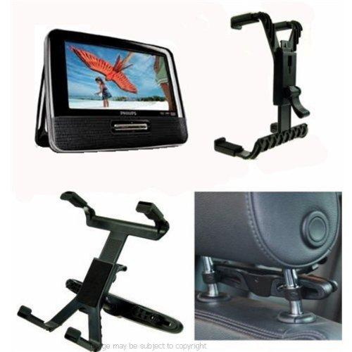 car vid od support appuie t te voiture pour dvd portable philips pd7022. Black Bedroom Furniture Sets. Home Design Ideas
