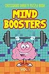 Crossword Variety Puzzle Book: Mind B...