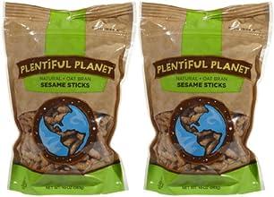 Plentiful Planet Plentiful Planet Oat Bran Sesame Sticks 10 oz 2 pk