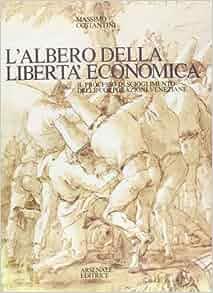 albero della liberta economica: Il processo di scioglimento delle