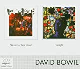 Never Let Me Down/Tonight by David Bowie (2004-11-18)