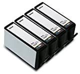 NUINKO 4 Pack Replacement HP 564XL