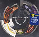 A Perfect Circle Three Sixty Deluxe CD with Exclusive A Perfect Circle XL Black T-Shirt