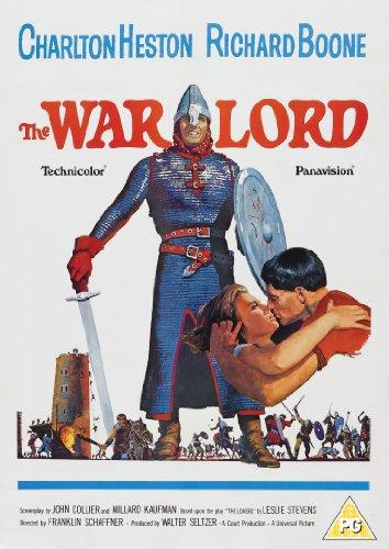 The War Lord [DVD]