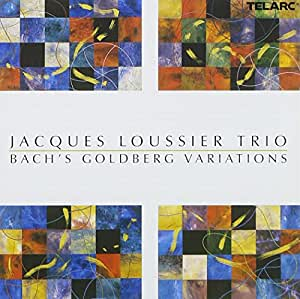 Jacques Loussier Trio: Bach's Goldberg Variations