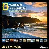 National Geographc Calendar Magic Moments 2014 Broschürenkalender