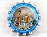 London Eye Fridge Magnet Ceramic