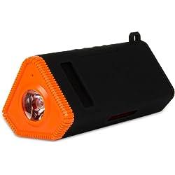 KMASHI Waterproof Bluetooth Portable Speakers