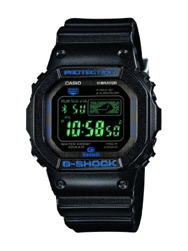 [カシオ]CASIO 腕時計 G-SHOCK ジー・ショック 30th Anniversary Initial Blue 30周年記念 イニシャル・ブルー Bluetooth Low Energy対応 【数量限定】 GB-5600AA-A1JR メンズ