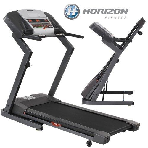 Horizon Fitness 821T Folding Motorised Treadmill - Lifetime Frame Warranty/2 Year Parts & Labour Warranty