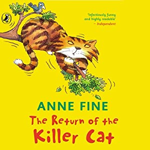 The Return of a Killer Cat Audiobook