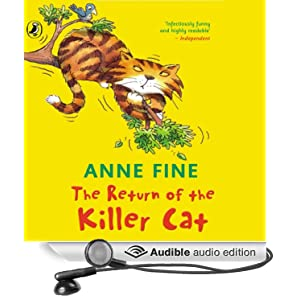 Anne Fine The Return Of The Killer Cat Free Read