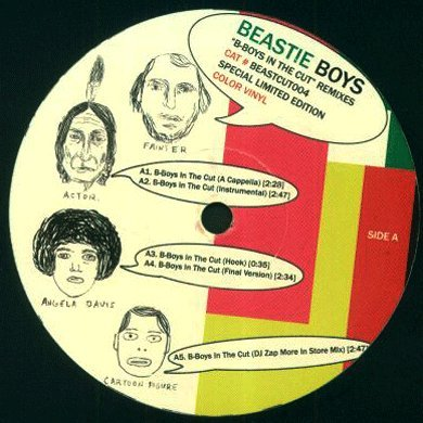 Beastie Boys - Remixes Vinyl - Zortam Music
