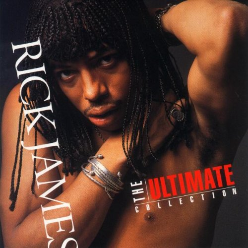 Rick James: The Ultimate Collection cover