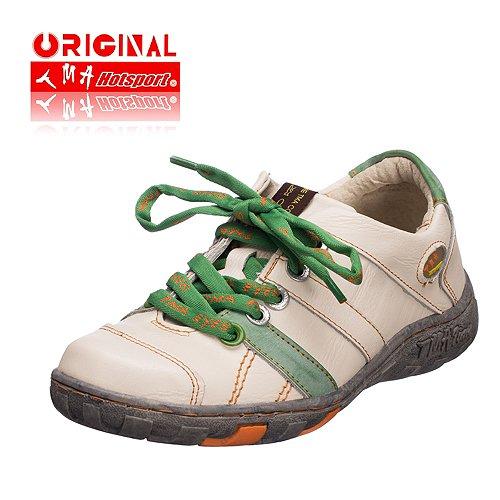 TMA EYES 1369 Schnürer Gr.36-42 mit bequemen perforiertem Fußbett , ANTIKOPTIK , Leder 39.35 super leichter Schuh der neuen Saison. Schuh fällt etwas kleiner aus. ATMUNGSAKTIV in Weiß Gr. 38
