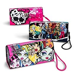 Monster High Clutch Tin Box Party Accessory