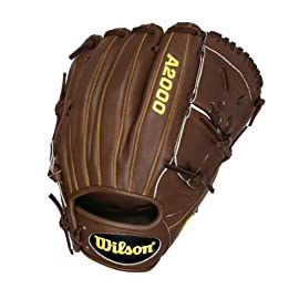 Wilson A2000 BB B2DB Pro Stock 11.75 Two Piece Web