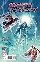 Hawkeye & Mockingbird #2 by Jim McCann