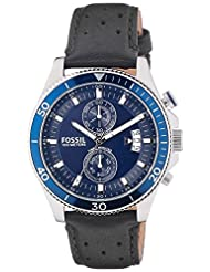 Fossil End of Season Wakefield Analog Blue Dial Men's Watch - CH2945I