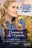 img - for L'honneur de Violette (HQN) (French Edition) book / textbook / text book