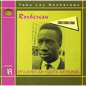 Amazon.com: Rochereau and l&#39;African Fiesta National, Vol. 1 1964 ...