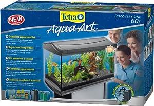 Tetra AquaArt Fish Tank, 60 Litre