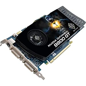 BFG Tech NVIDIA GeForce 9800 GT 512 MB