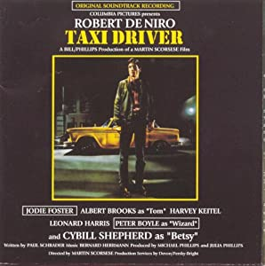 Taxi Driver Original Soundtrack Soundtrack from Soundtrack Masters