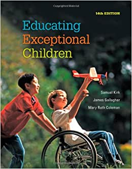 Download Educating Exceptional Children