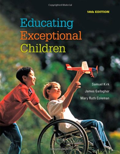 Educating Exceptional Children front-880983