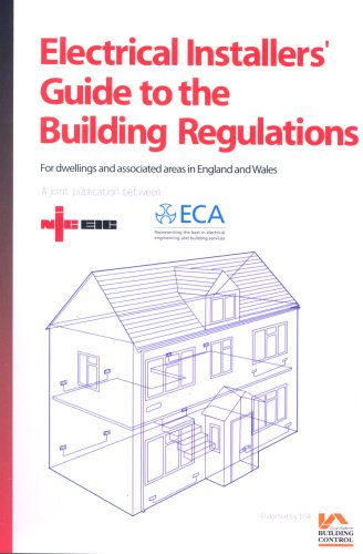 U0026gt  Electrical Installers U0026 39  Guide To The Building Regulations