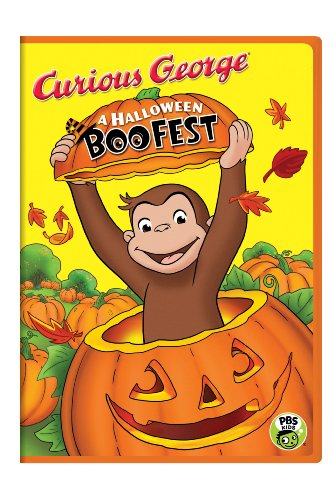 Curious George: Halloween Boo Fest [DVD] [Region 1] [US Import] [NTSC]