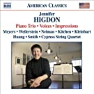 Higdon - Impressions; Piano Trio; Voices