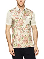 Dekker Polo Baca Rose 15E (Beige / Multicolor)