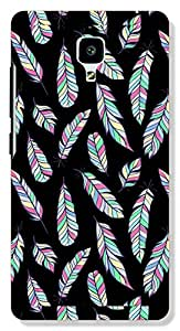ALPHA CASE ANGEL FEATHERS Redmi 4 PHONE CASE