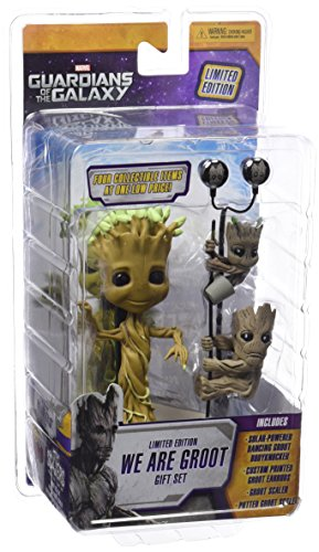 Guardians Of The Galaxy Gift Set We Are Groot Limited Edition Set Di 3 + Auricolari